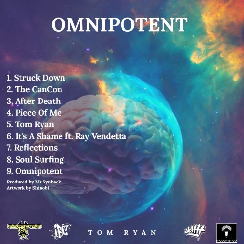 Tom Ryan soon to release Omnipotent